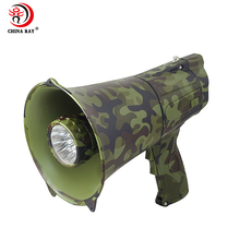multifunction handy siren rescue LED megaphone