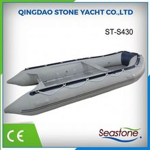 stylish swift pvc inflatable boat for sale