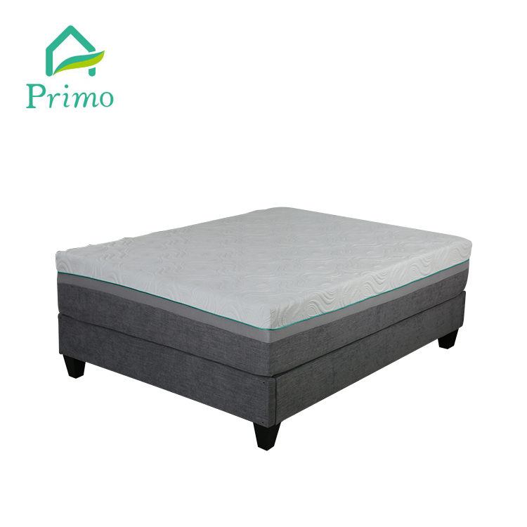 factory sale bed room furniture hybrid pocket spring gel memory foam mattress with roll up compressed packing in box - Jozy Mattress | Jozy.net