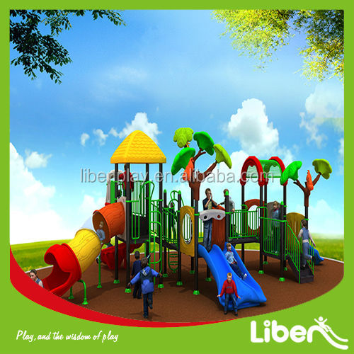 LE.CY.025 The names of playground equipment