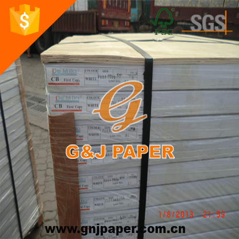 SGS Test CF Carbonless Paper NCR Paper in Sheet