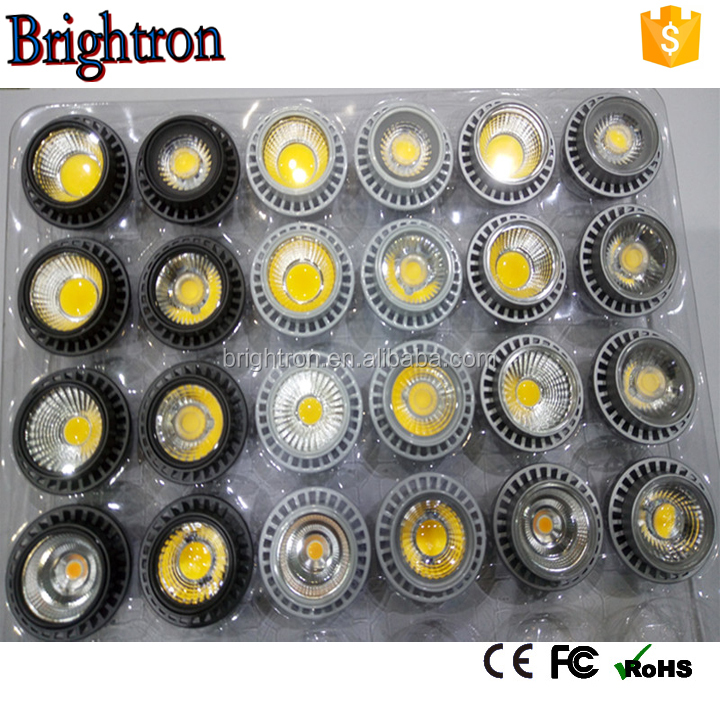 Factory direct sale MR16 GU10 E27 E14 led spot e27 r80