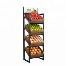 Cost-effective functional gondola supermarket vegetable and fruit display <strong>shelves</strong>