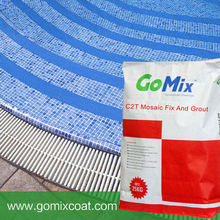 floor tile adhesive and grout
