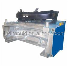 plastic injection auto bumper moulds plastic auto bumper mould