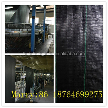 Plastic ground cover weed mat for Agriculture