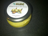 Kube au Natural Unrefined Raw and Pure Shea Butter