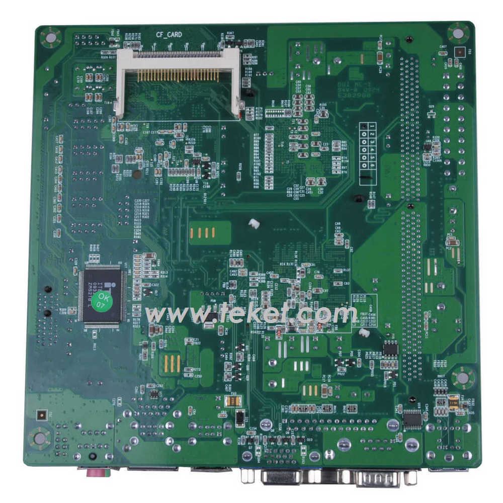 Hot sale ,Intel Atom N270 Mini-ITX Motherboard D945GSETE/BK