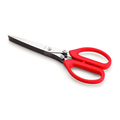 Kitchen scissors Herb scissors with plastic handle