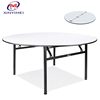 Durable and Exquisite Reception Table Design Round folding Table