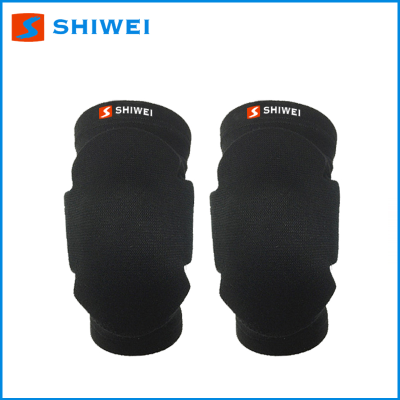 Wholesale custom volleyball knee pads compression with 5 colors