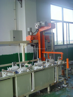 hot sale Hard chrome electroplating equipment
