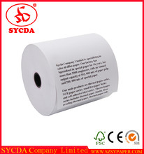 Thermal imager cash register printing money thermal paper roll price