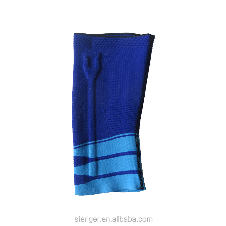 new design nylon material knee compression sleeves