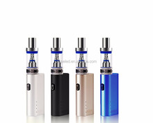 2017 best selling premium new vaporizer x6 mod with rechargeable 18650 battery Airflow control subtank