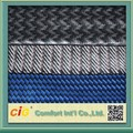 Good Quality Jacquard Auto Fabric for upholstery bus seat