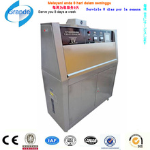 Electronic Auto Parts Universal Test Machine UV Aging Test Chamber