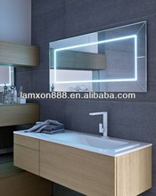 China leading 15 years LED bathroom mirror and mirror cabinet manufacturer