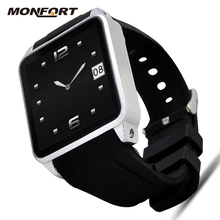 Wholesales cheapest factory high quality Smart watch support android 3G waterproof watch phone