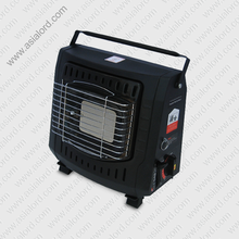 movable mobile gas heater