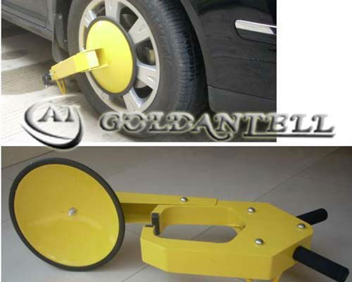 Security Wheel Lock for car and motorcycle GAT-<strong>L1</strong>