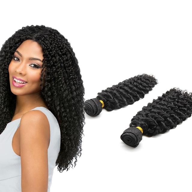 2017 popular full cuticle natural color human hair 27 piece hair weave