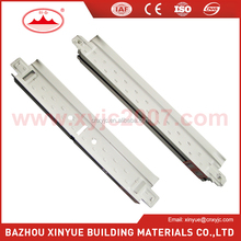 T 24 metal Ceiling T bar FUT T grid