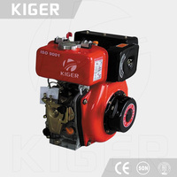 single cylinder diesel engine High quality 10HP Small Diesel Engine for sale lister petter diesel engines for sale