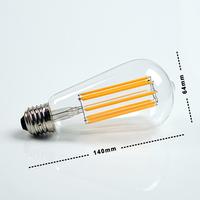 ce rohs cul edison base mogul base high temperature resistant led light bulb