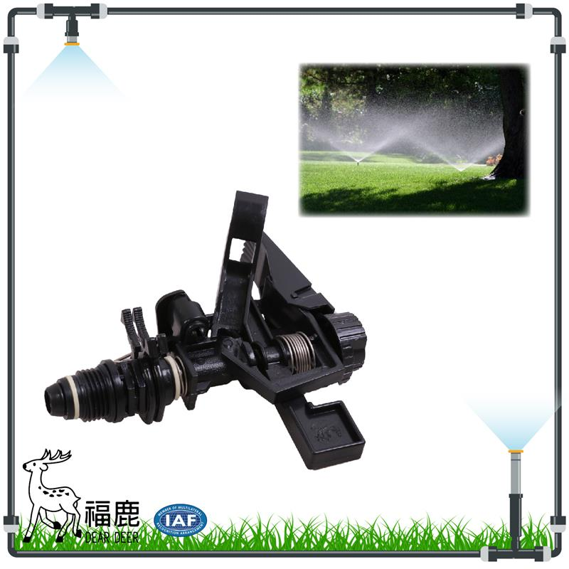 Factory Directly irrigation gun sprinkler with long service life