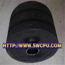 260x85 Rubber roller skate wheel