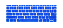 glow in the dark keyboard cover for macbook