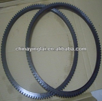 171340-21580 flywheel with ring gear for 3TNE88 engine parts