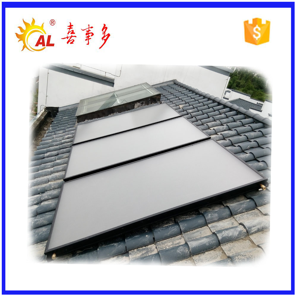Split Connection Type and Freestanding Installation solar water heater system