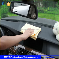 high standard super soft lint free synthetic chamois auto pva cleaning cloth