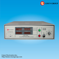 HCS-105A Adjustable High Frequency Reference Ballast can also measure color and electricity parameters