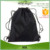 custom blank black Polyester nylon umbralla cloth mesh net zipper pockets drawstring bag cord backpack alibaba trade assurance