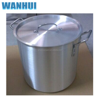Hotel&Restaurant Commercial Aluminum Cooking aluminum pot used