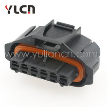 6 way electric connector plug