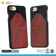 Real wood mobile phone case wholesale for iphone 7 plus 2016