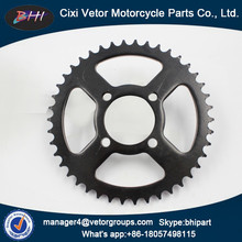 Cheap motor motorcycle sprocket, importers of motorcycle parts