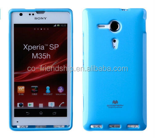 for Sony Xperia T2 Ultra XM50h case,mercury goospery jelly tpu gel cover