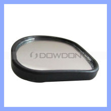 Car Front Two Side Mirror Round Double Sided Mirror for Universal Use