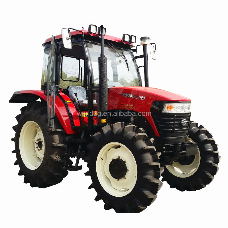 100 hp new farm tractors made in China