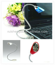 Micro USB LED Light/Promotional laptop light