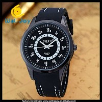 WJ-4475 Hot sale popular special design big dial brand SBAO sport custom silicone men cheap wrist watches