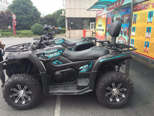 CF MOTO 400cc 4x4 road legal ATV quad bike for sale