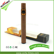 Leading supplier new e cig disposable Shenzhen Ocity Times 1800 puffs disposable e-cigar best electronic cigar on sale