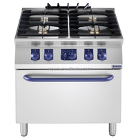 sopas new commercial kitchen appliances free standing gas cooker with oven