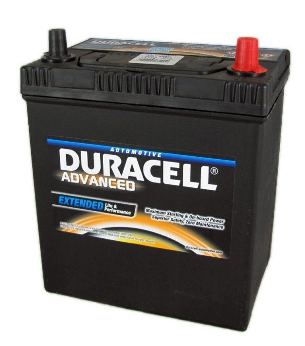 wholesale maintenance free battery DA 45 car Battery dubai